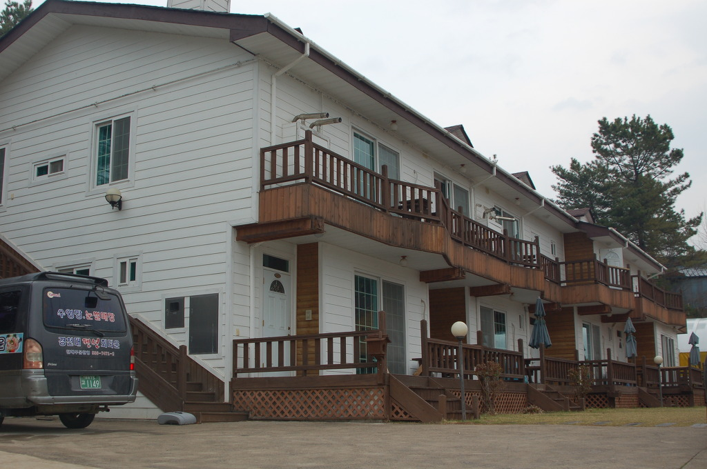 Sangju Accommodation