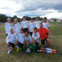 Norway Cup Team Photo